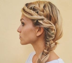 Mixed Braids