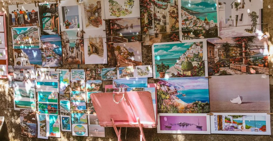 positano-sorrento-amalfi con airbnb