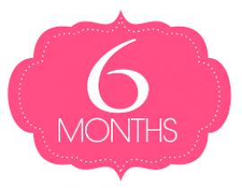 A 6 mesi di vita