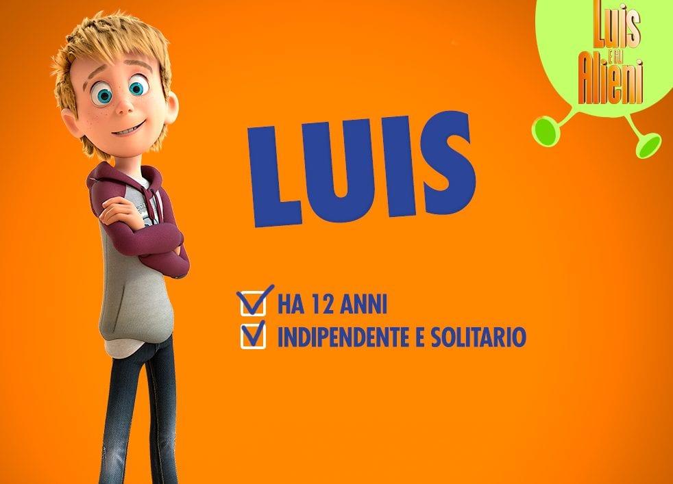 """Luis e gli Alieni"" – extra terrestri, extra guai…"