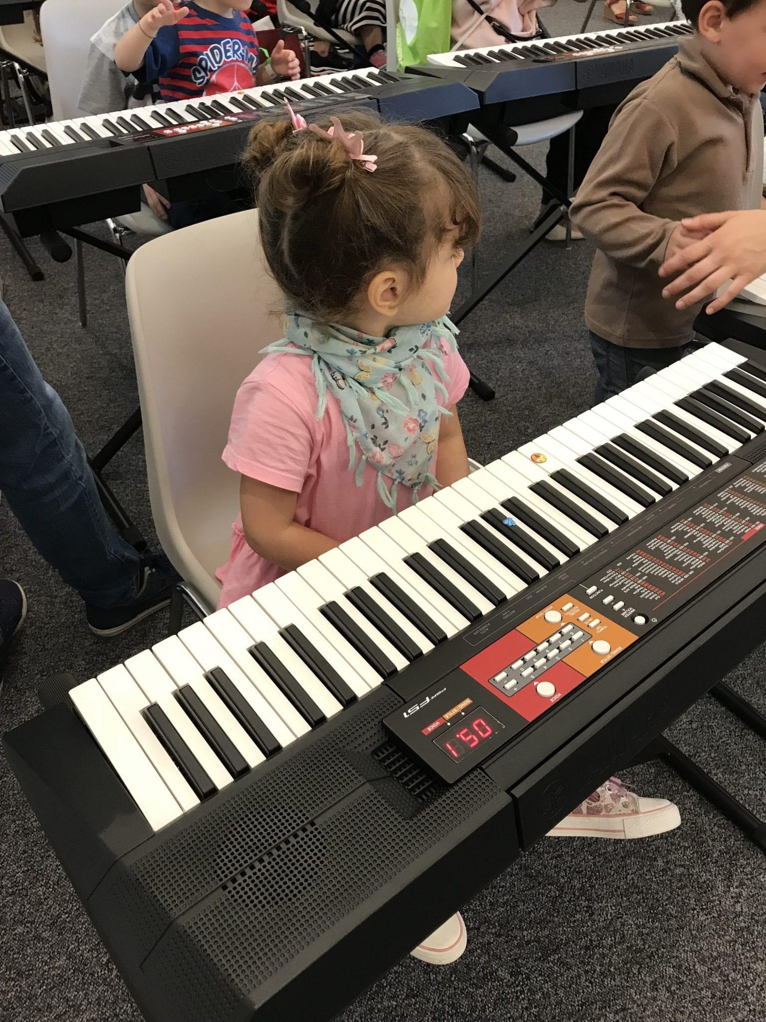 Musica e Cervello -Yamaha