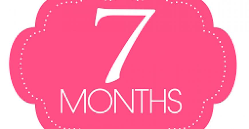 a 7 mesi di vita