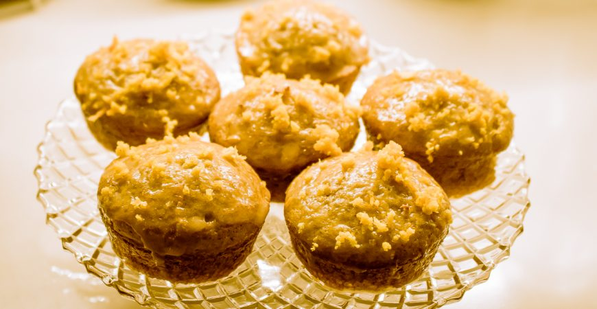 Muffin all' arancia