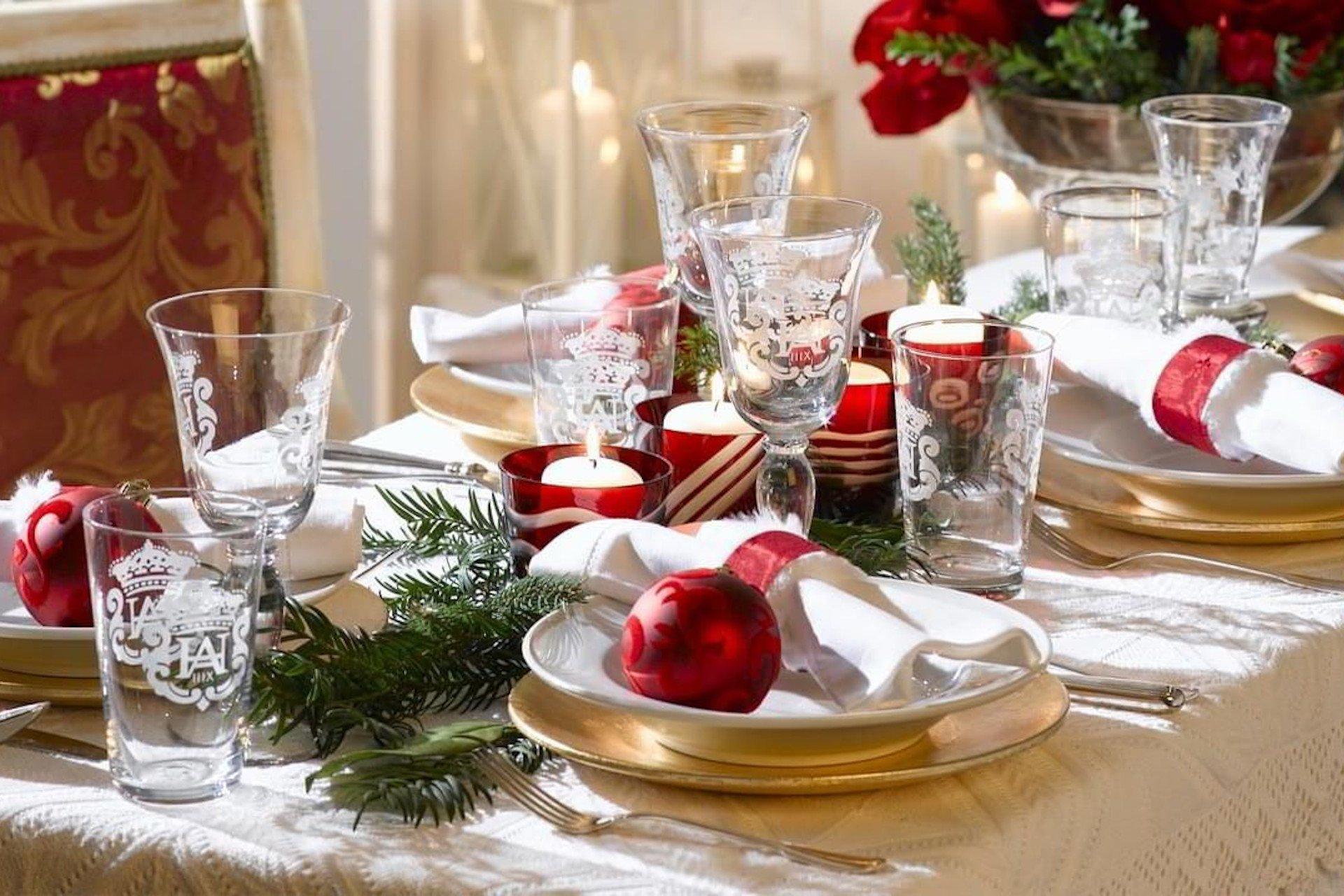 Arredare Tavola Natale come apparecchiare la tavola per il natale - crumbs of life